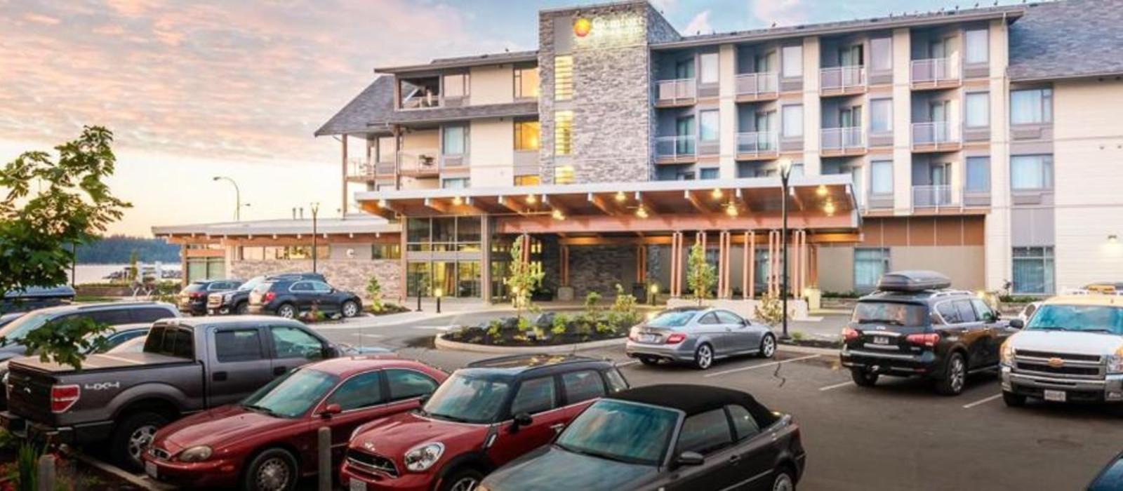 Hotel Comfort Inn & Suites %region%