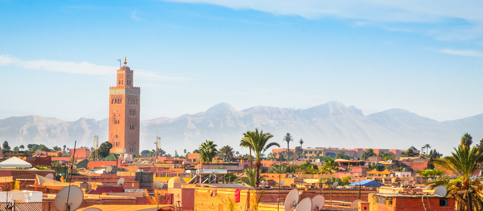 Hotel Riad Kniza Marokko