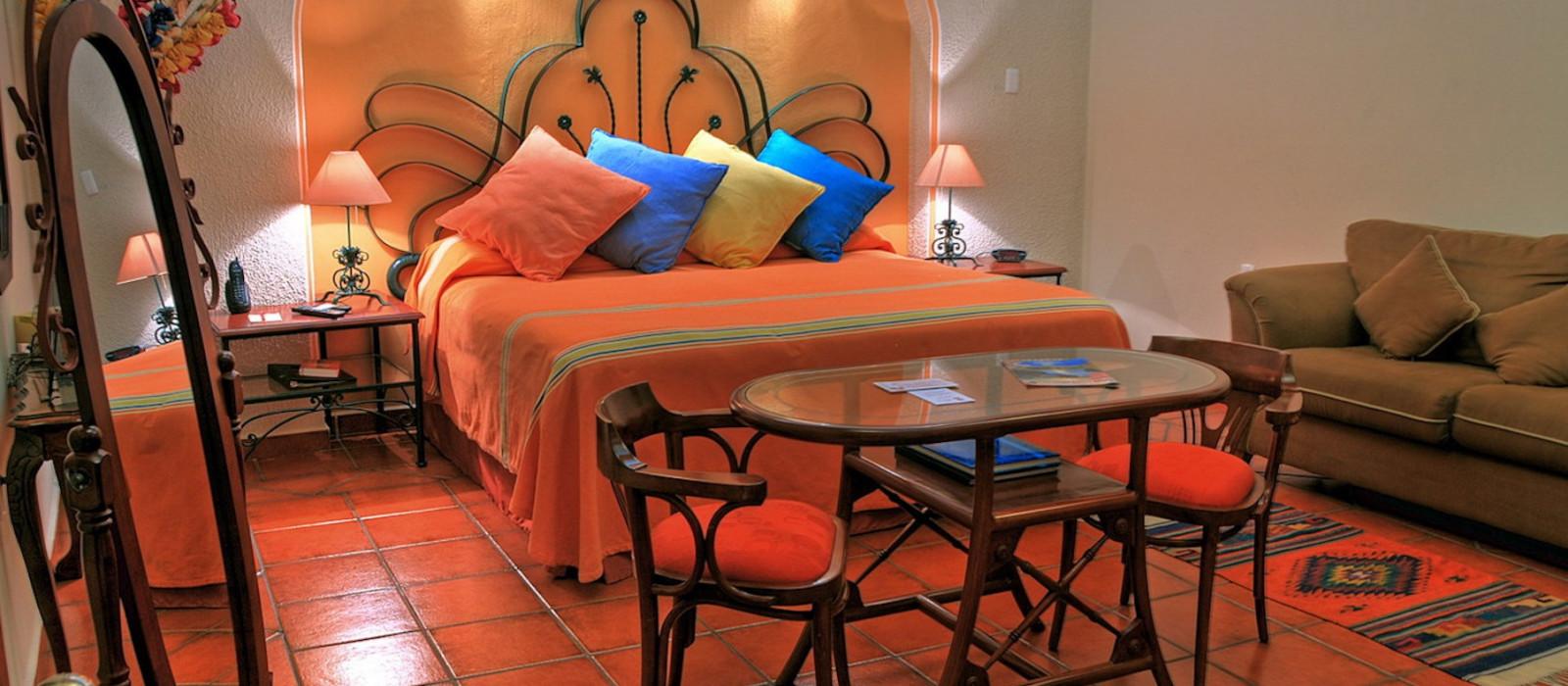 Hotel Parador San Miguel Oaxaca Mexiko
