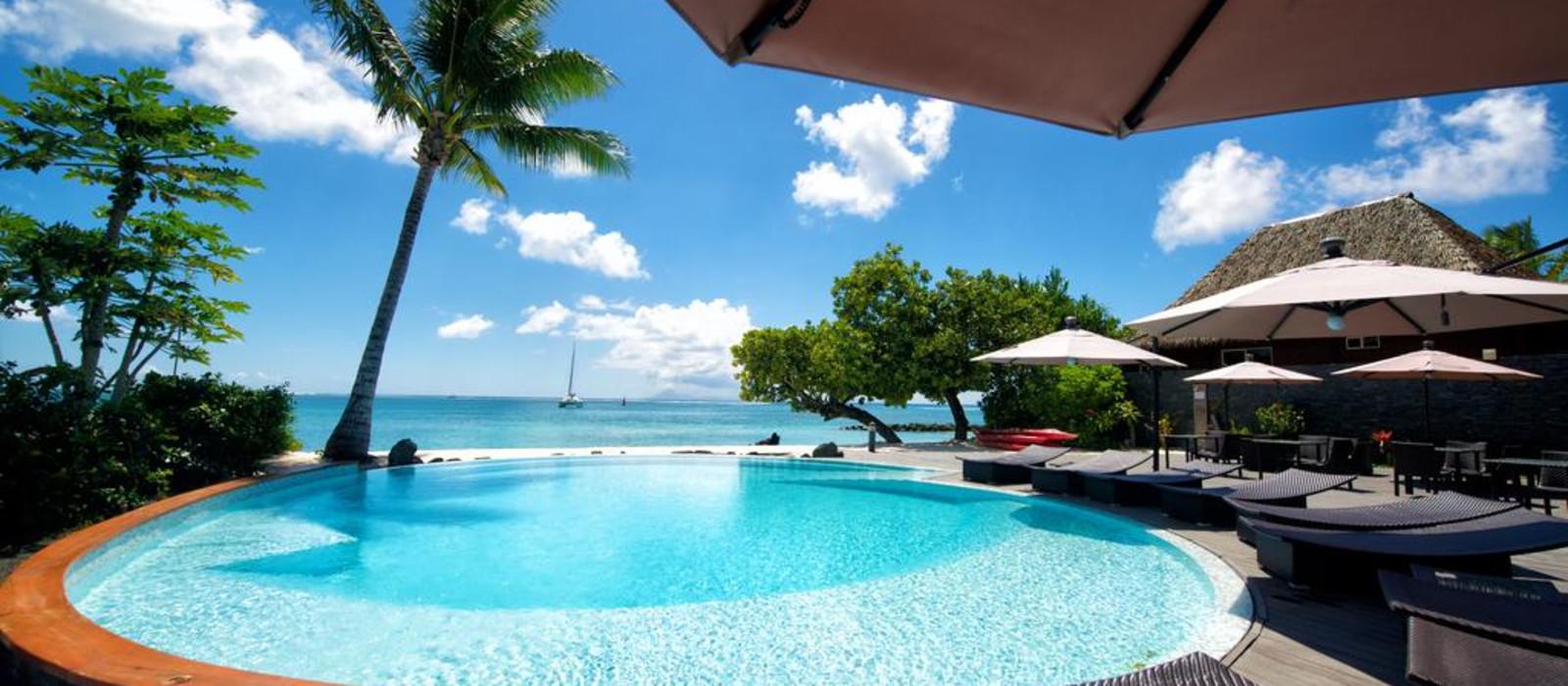 Hotel Maitai Lapita Village Französisch Polynesien