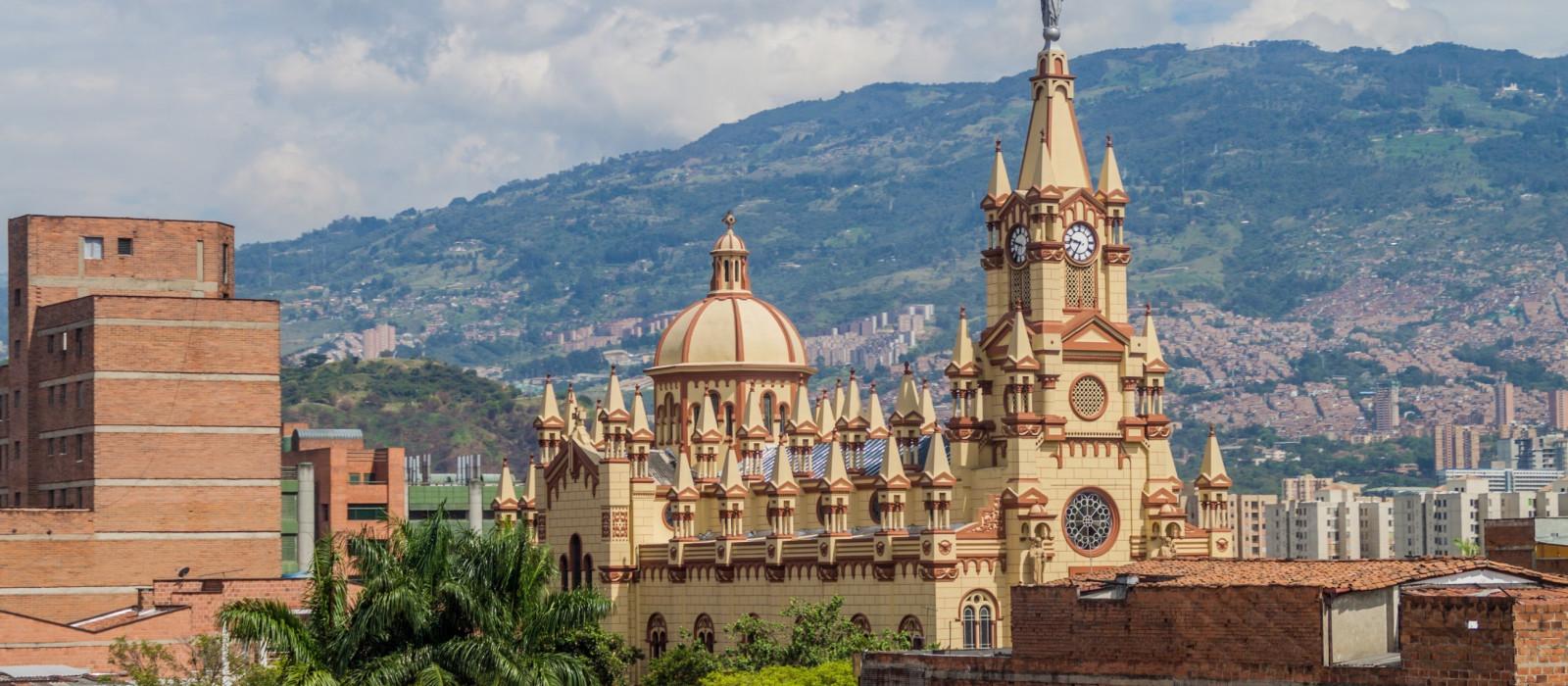 Hotel Medellin Marriott  Kolumbien