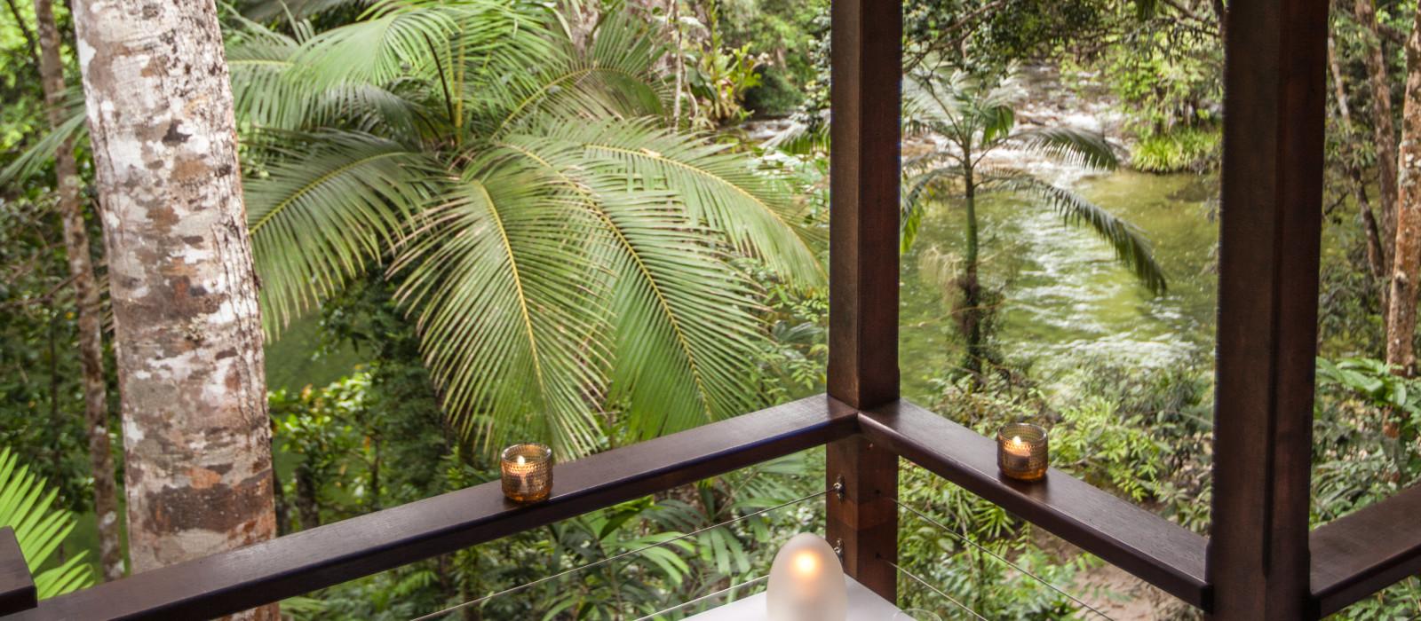 Hotel Silky Oaks Lodge Australien