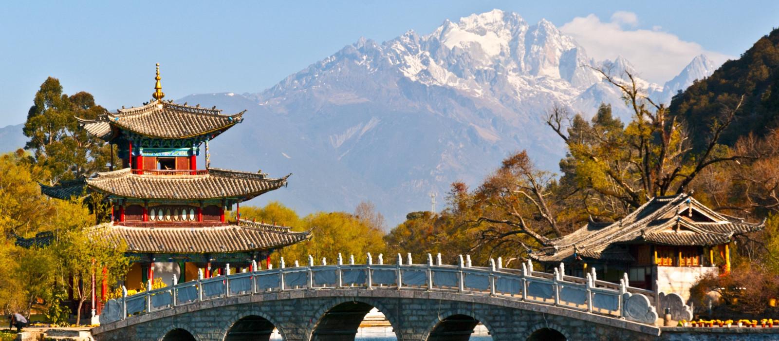 Destination Lijiang China