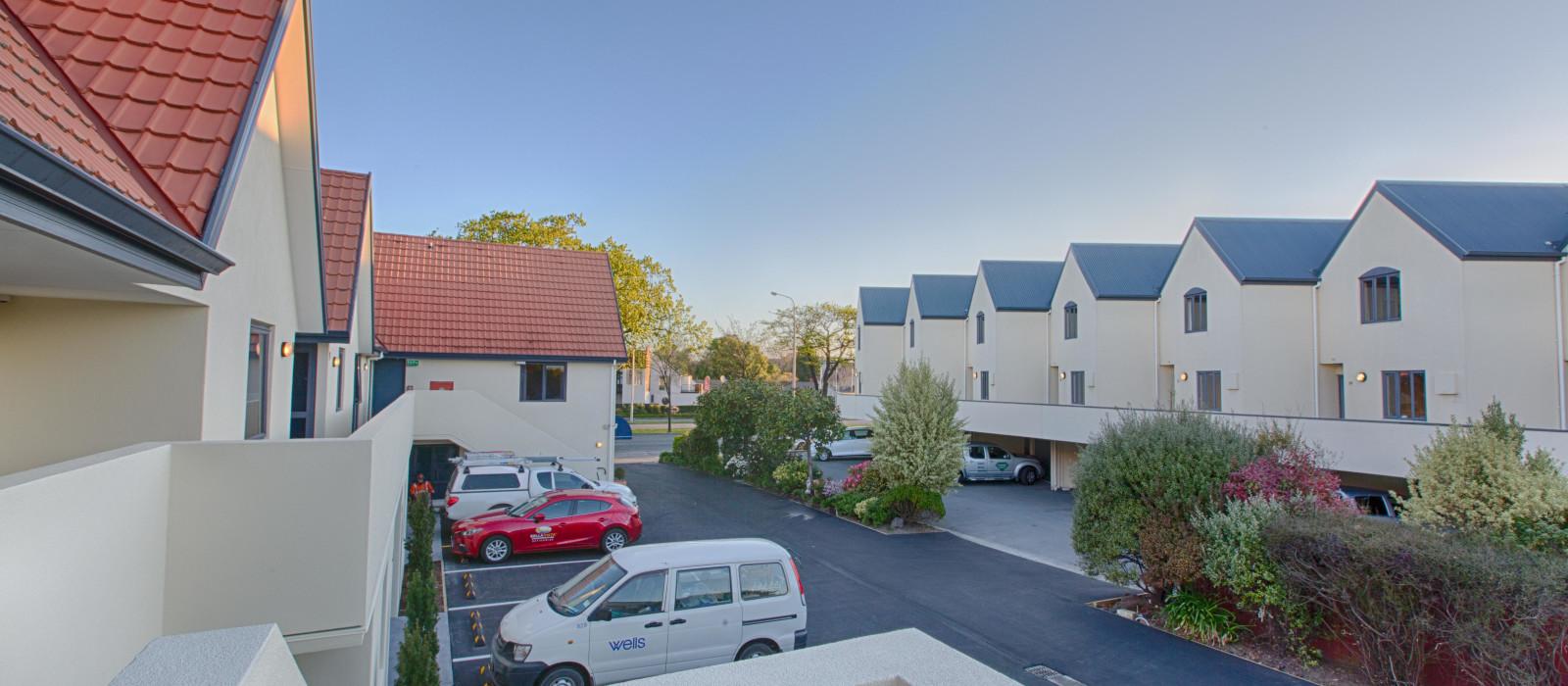 Hotel Bella Vista Motel New Zealand