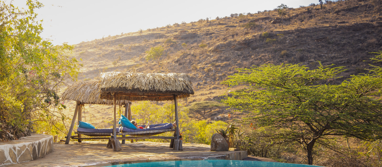 Hotel Lewa Wilderness Kenia