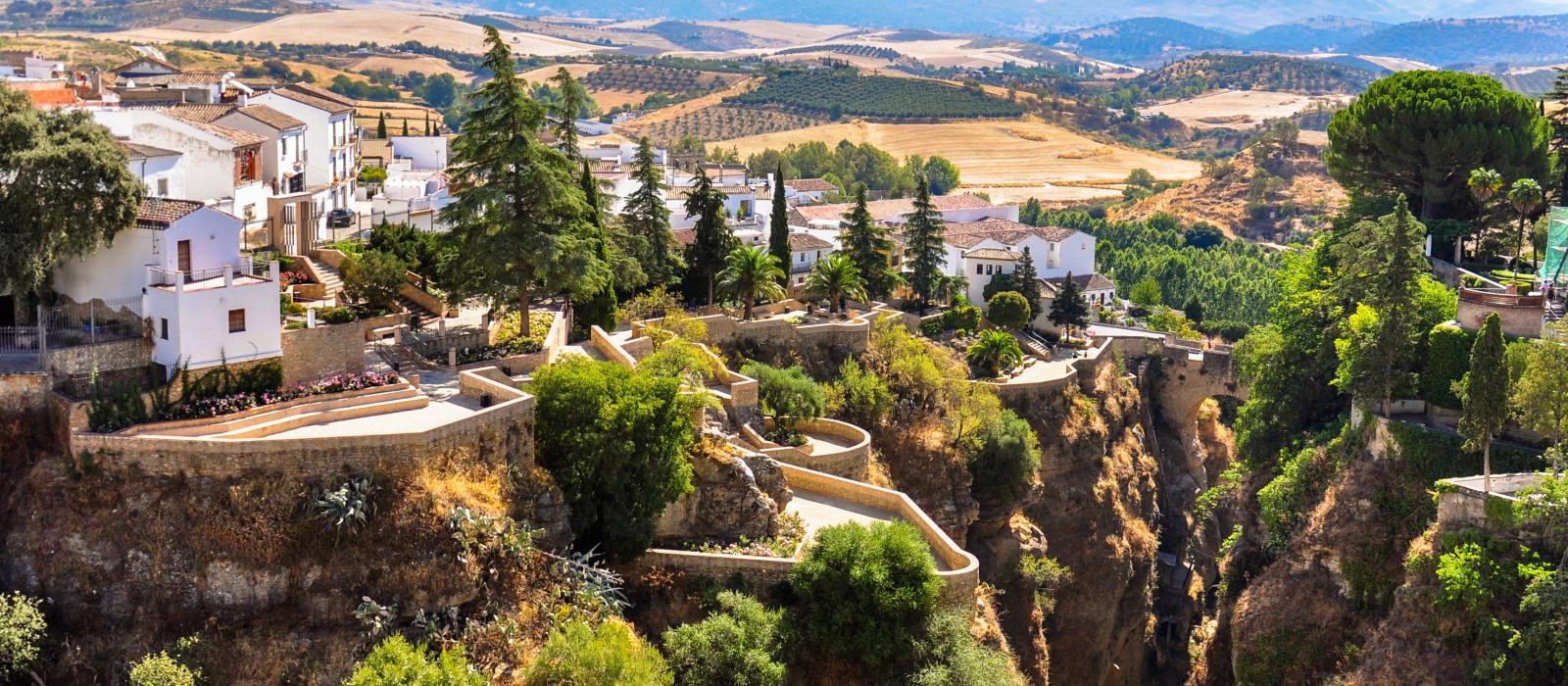 Reiseziel Ronda Spanien