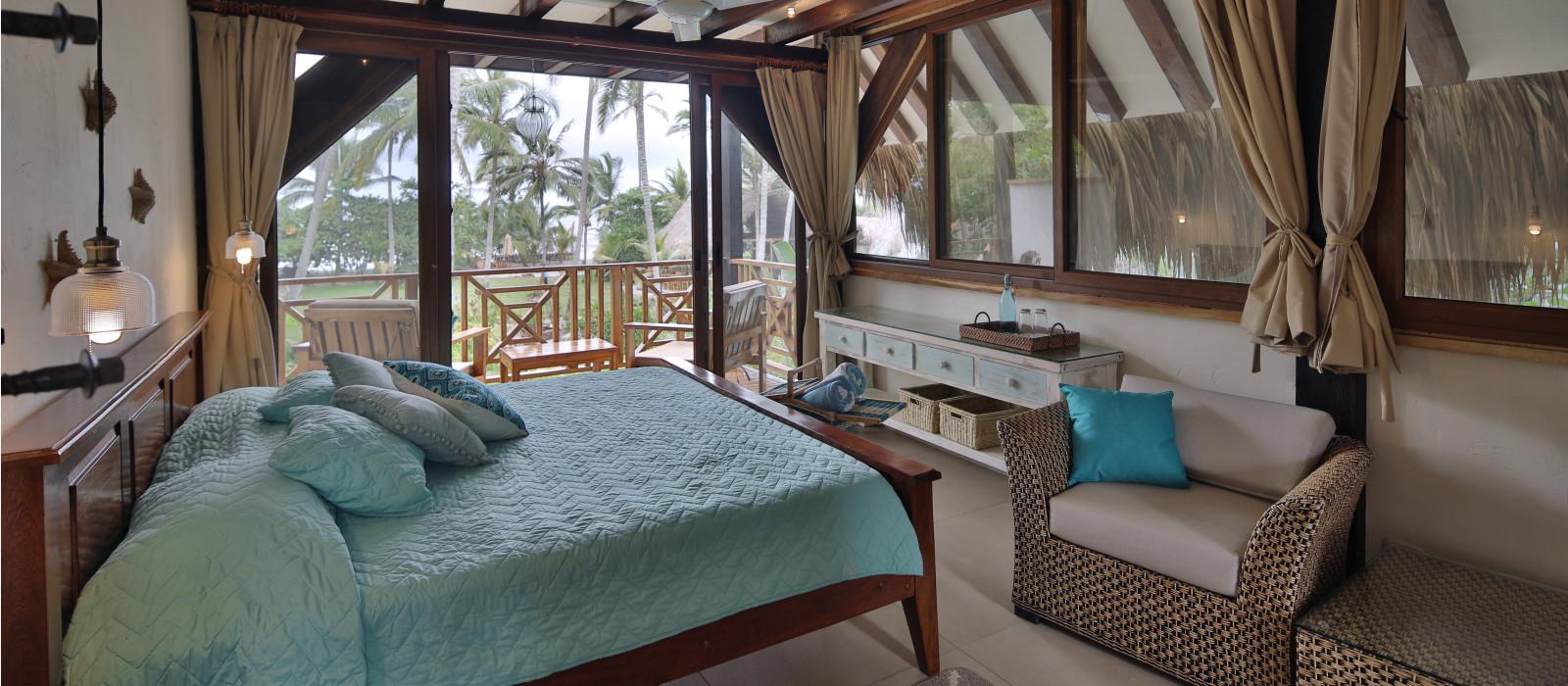 Hotel Cayena Beach Villa Kolumbien