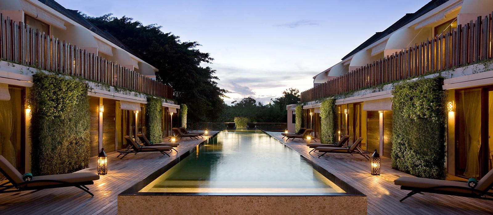 Hotel Kupu Kupu Barong Jimbaran Indonesien