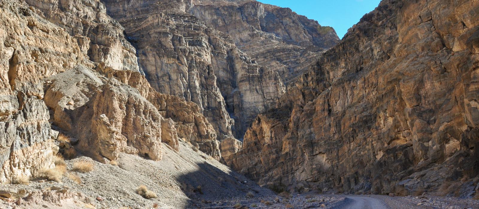 Reiseziel Death Valley Nationalpark USA