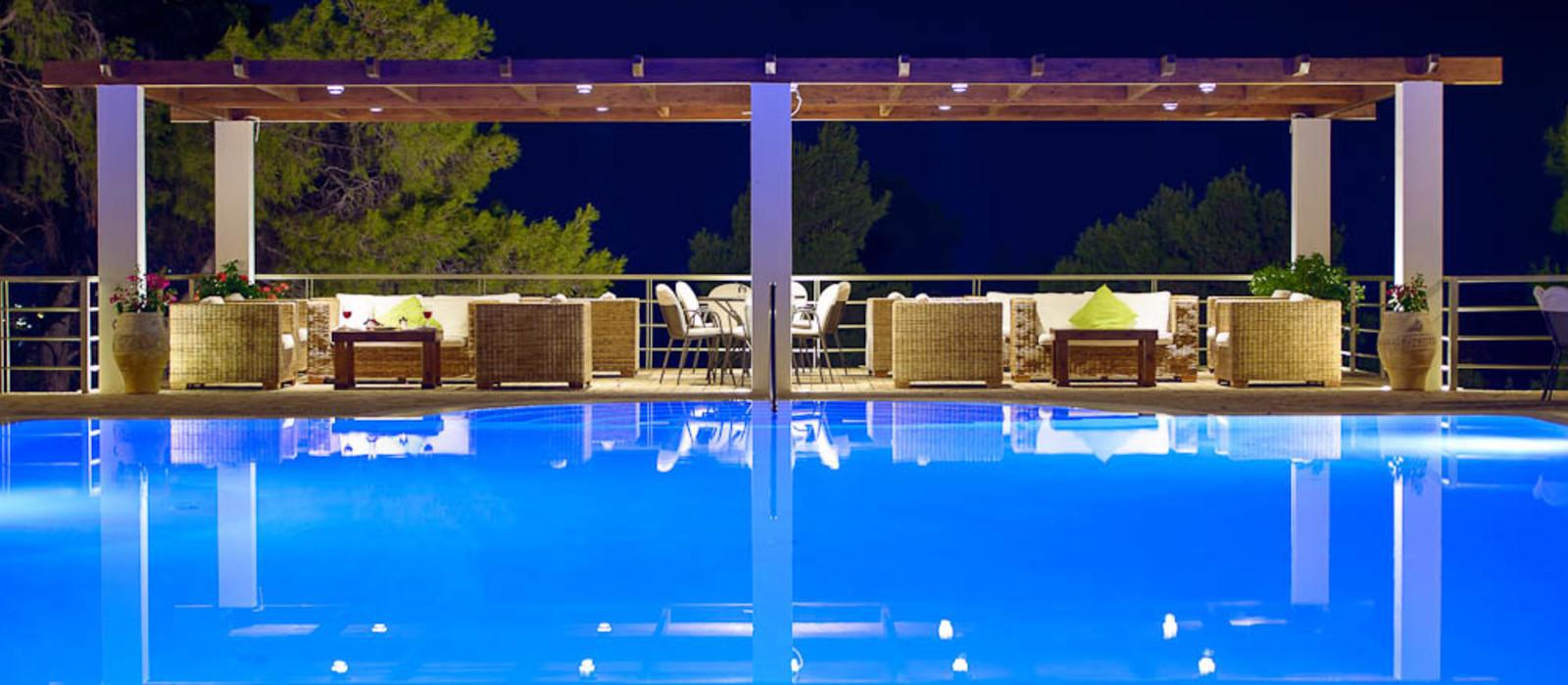 Hotel Olympion Asty  Greece