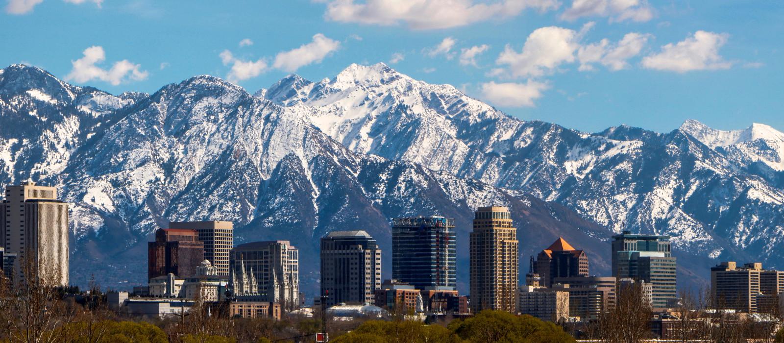 Reiseziel Salt Lake City USA