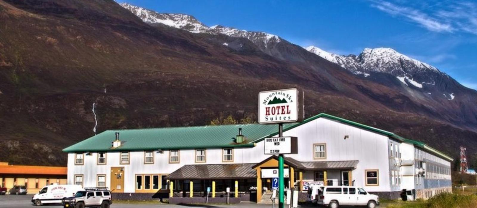 Hotel Mountain Sky  & Suites Alaska