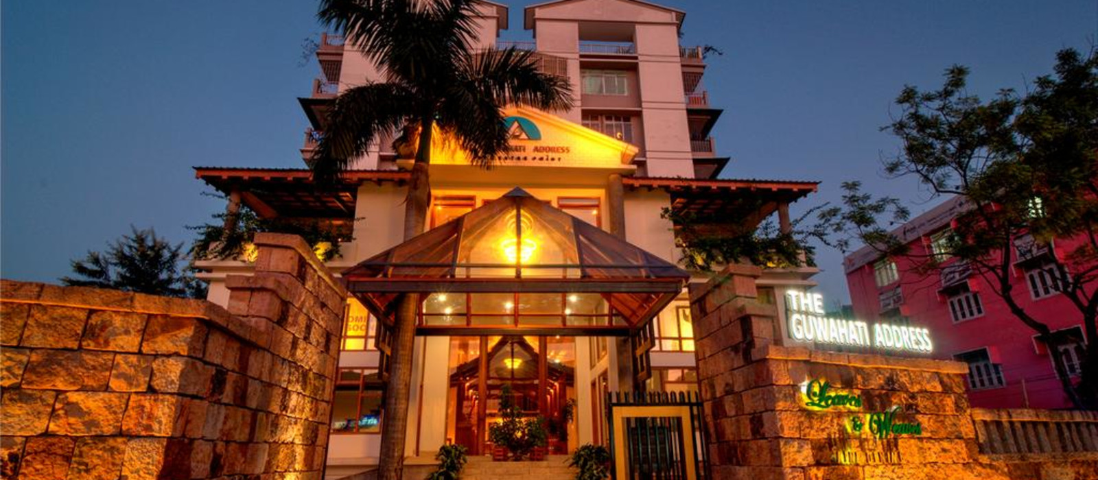 Hotel Guwahati Address Ostindien