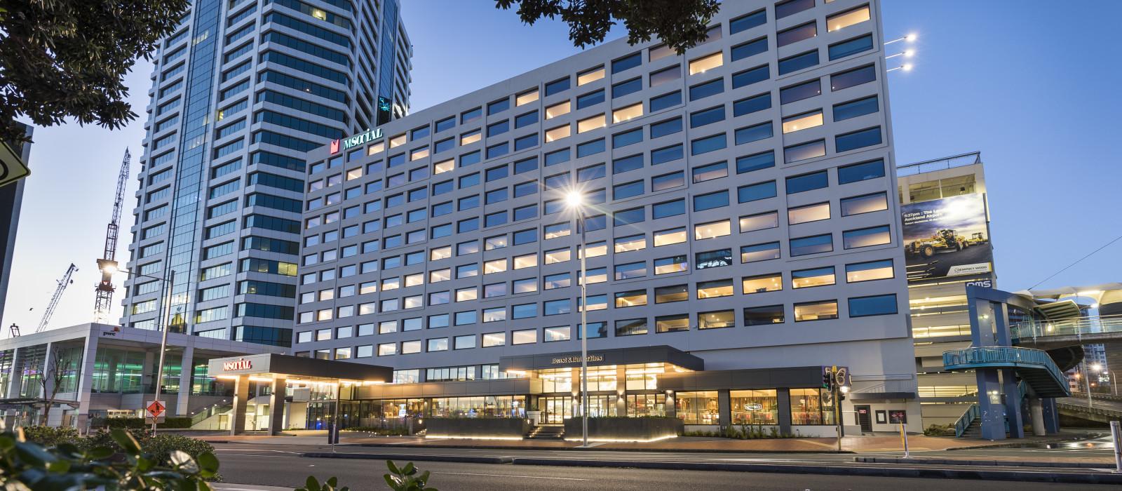 Hotel M Social Auckland Neuseeland