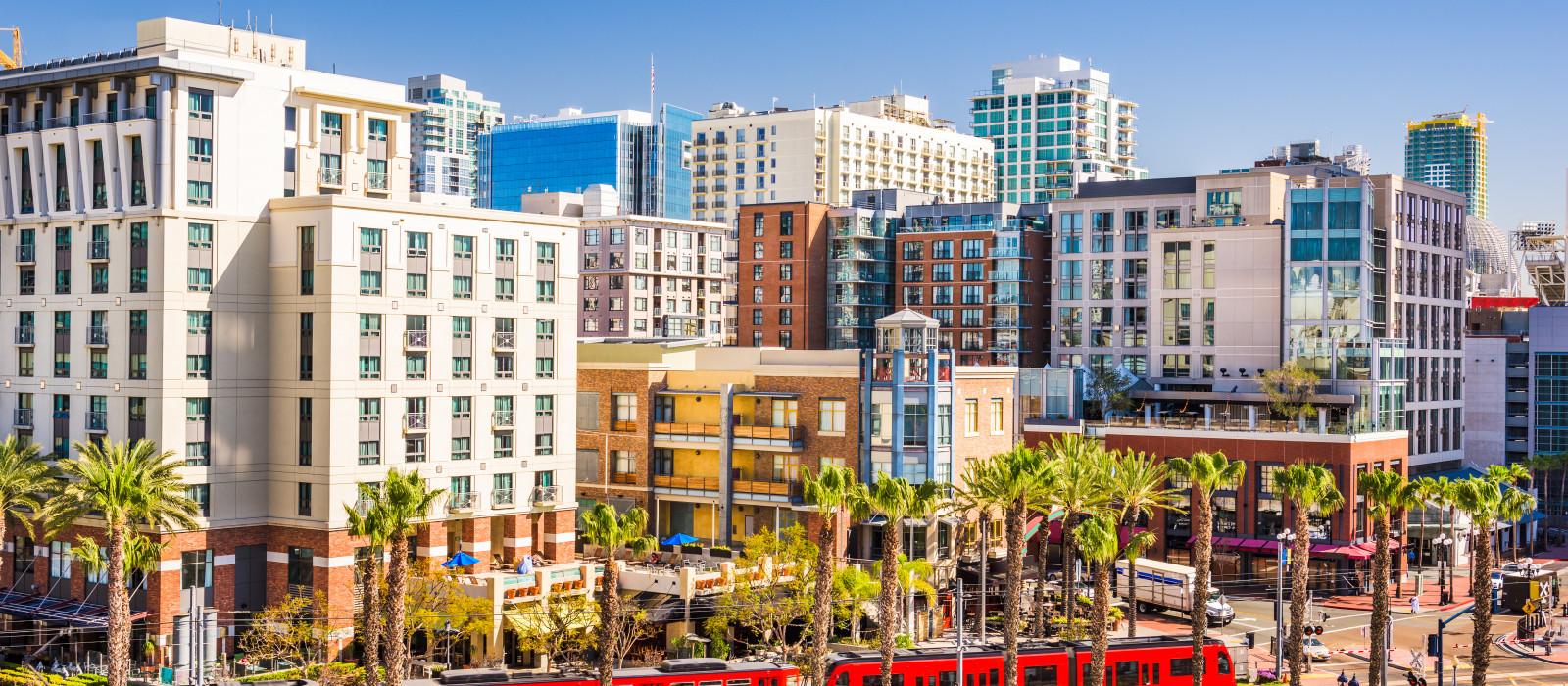Reiseziel San Diego USA