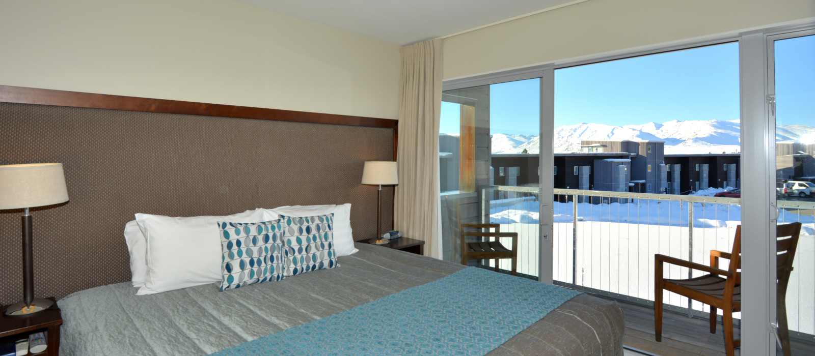 Hotel Peppers Bluewater Resort Lake Tekapo Neuseeland