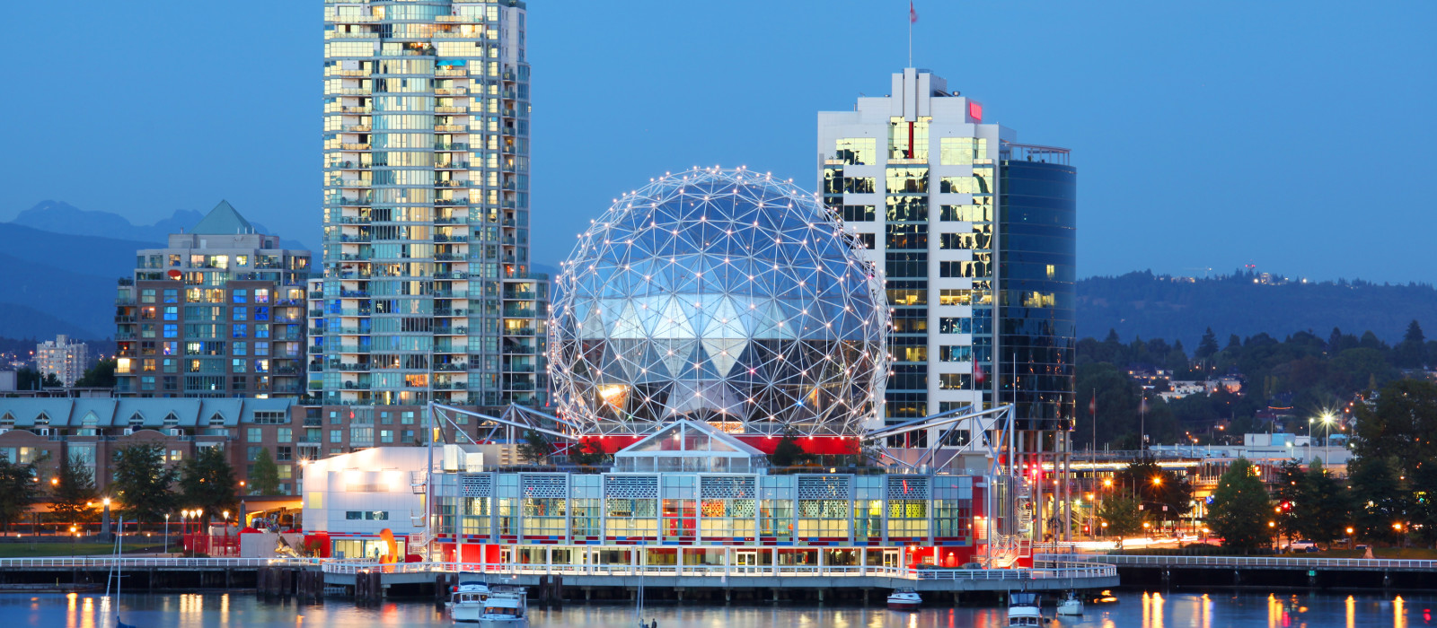 Reiseziel Vancouver Kanada