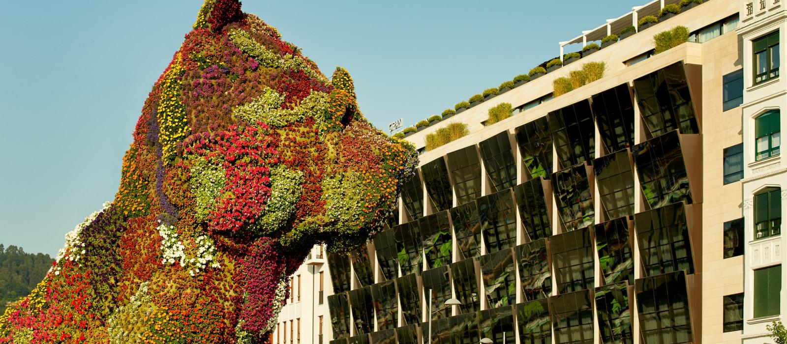 Hotel Gran  Domine Bilbao Spain