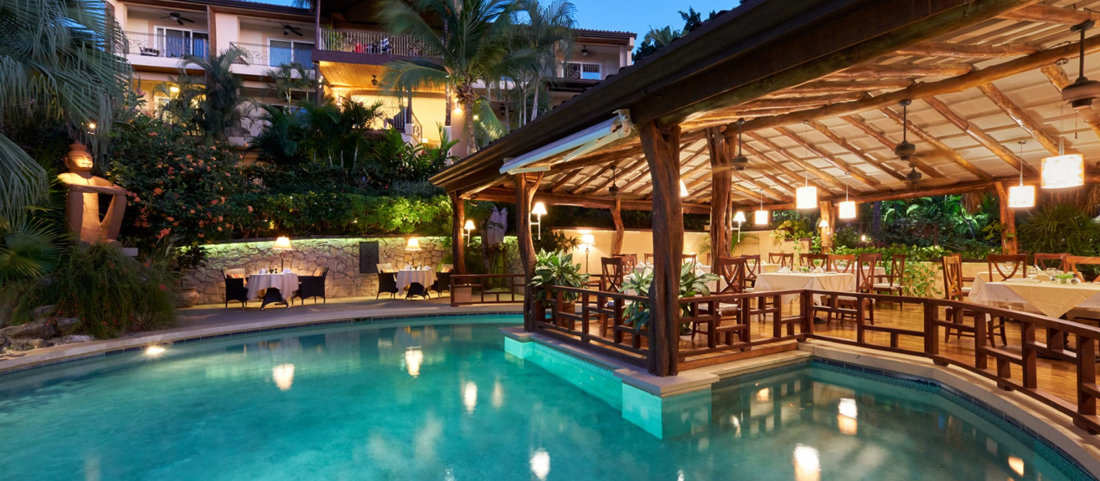 Hotel Jardin del Eden Boutique  Costa Rica