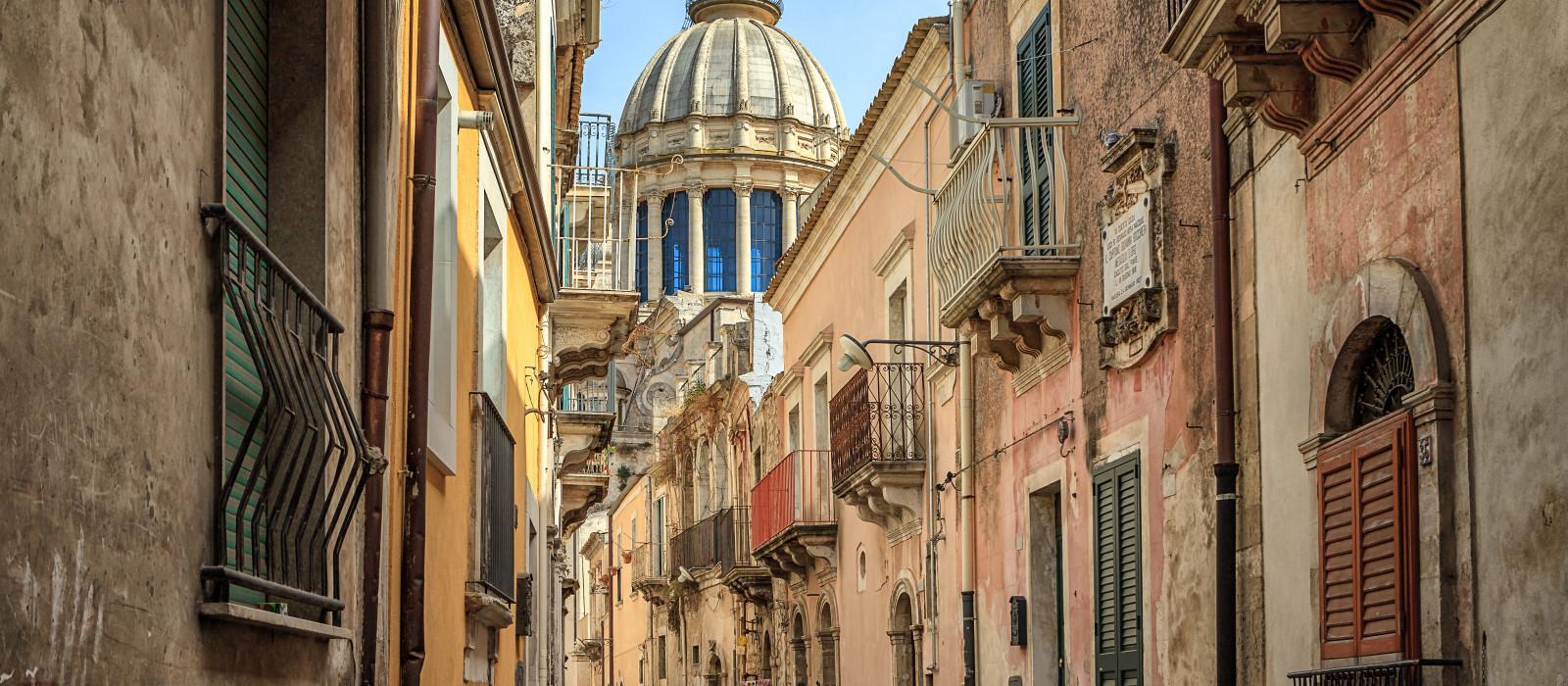 Destination Ragusa Italy