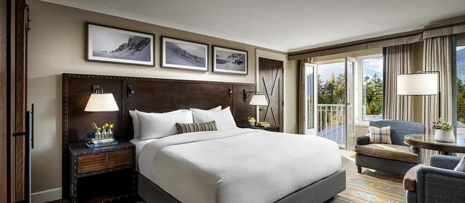 Hotel Fairmont Chateau Whistler Canada