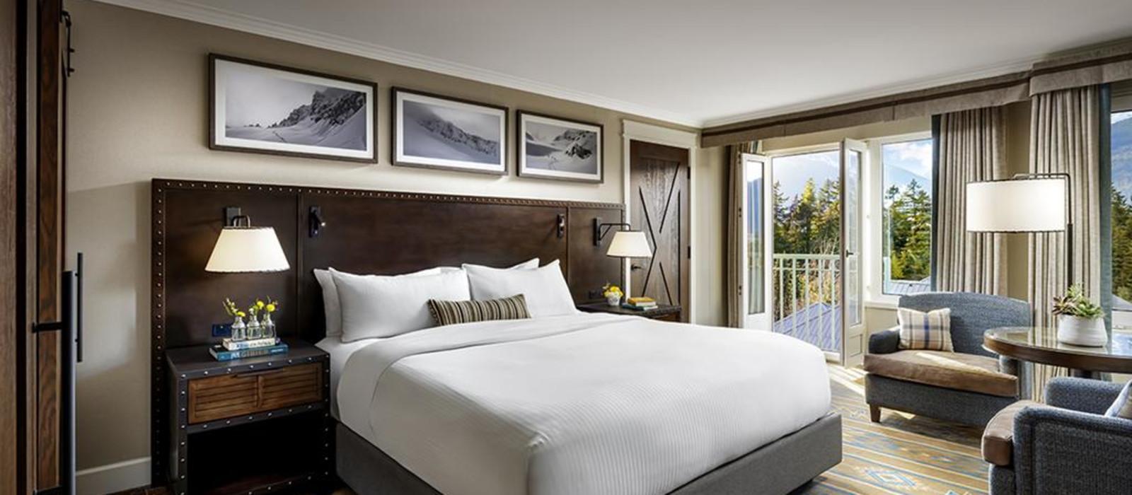 Hotel Fairmont Chateau Whistler Kanada