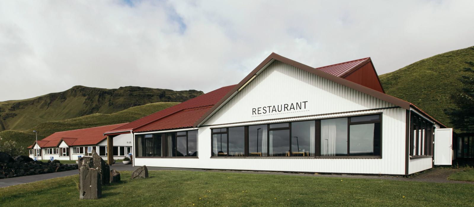 Hotel  Katla Island