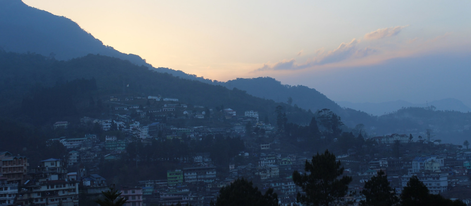 Destination Kohima East India