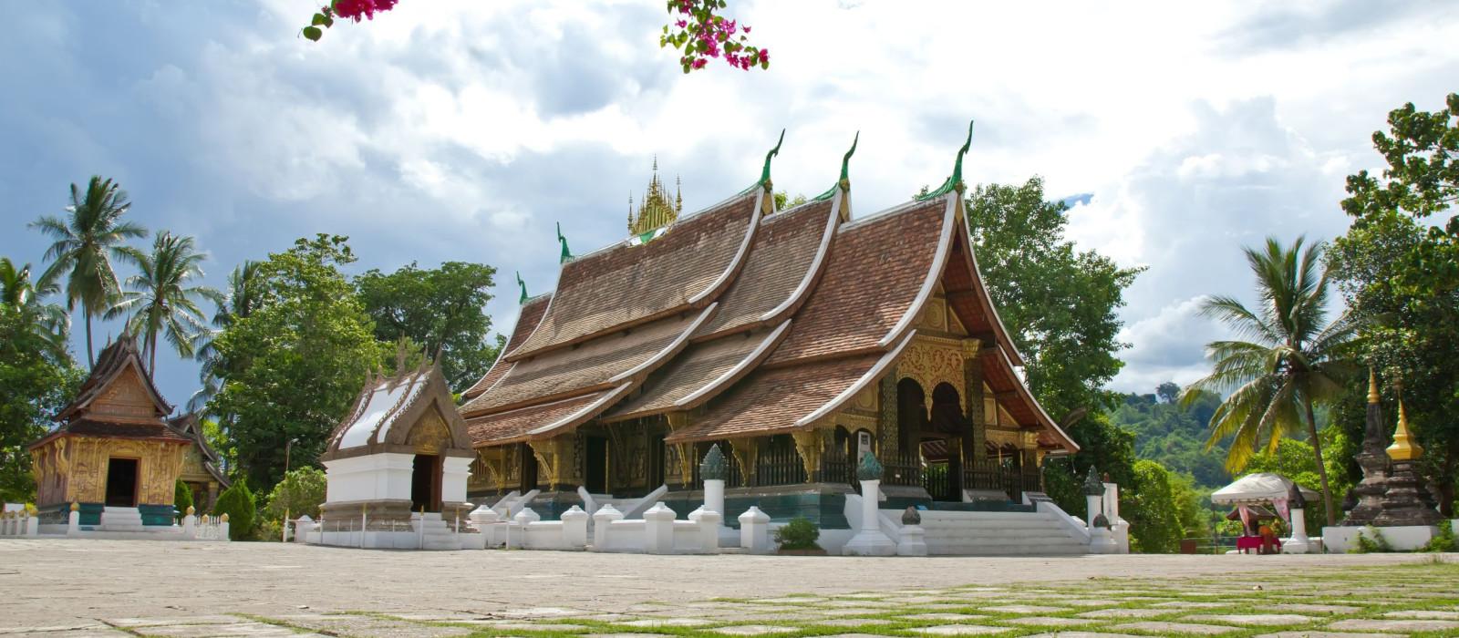 Hotel Villa Chitdara Laos