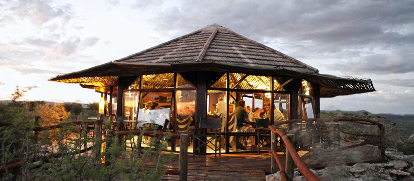 Hotel Vingerklip Lodge Namibia