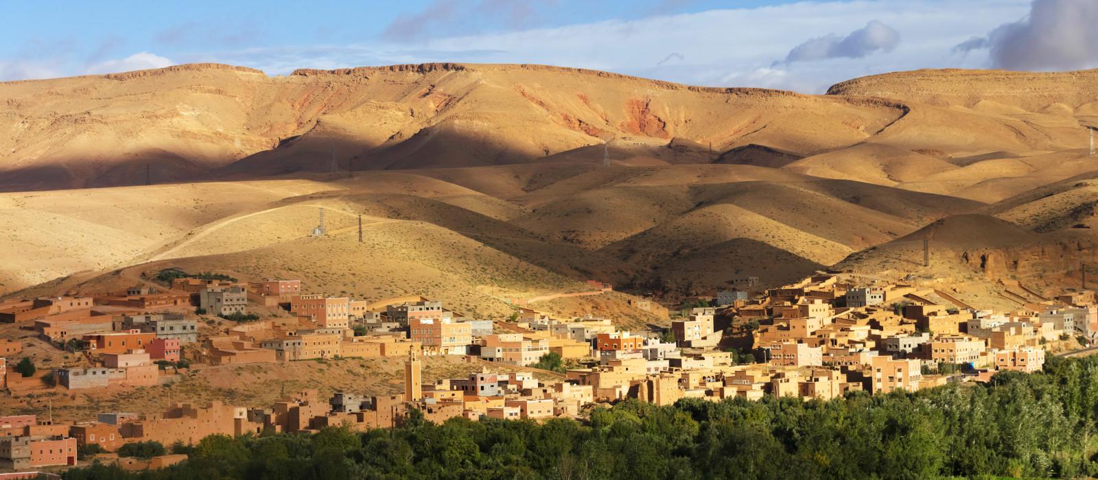 Hotel Dar Jnane Tioura Marokko