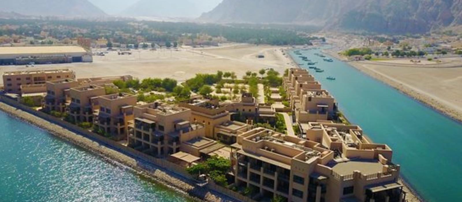 Hotel Atana Musandam Resort Oman