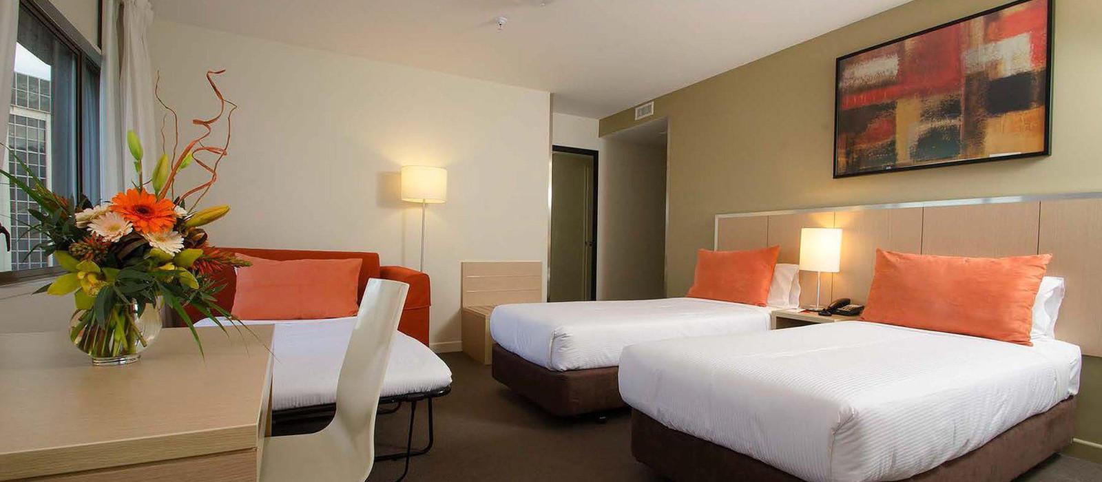 Hotel Travelodge Wellington New Zealand