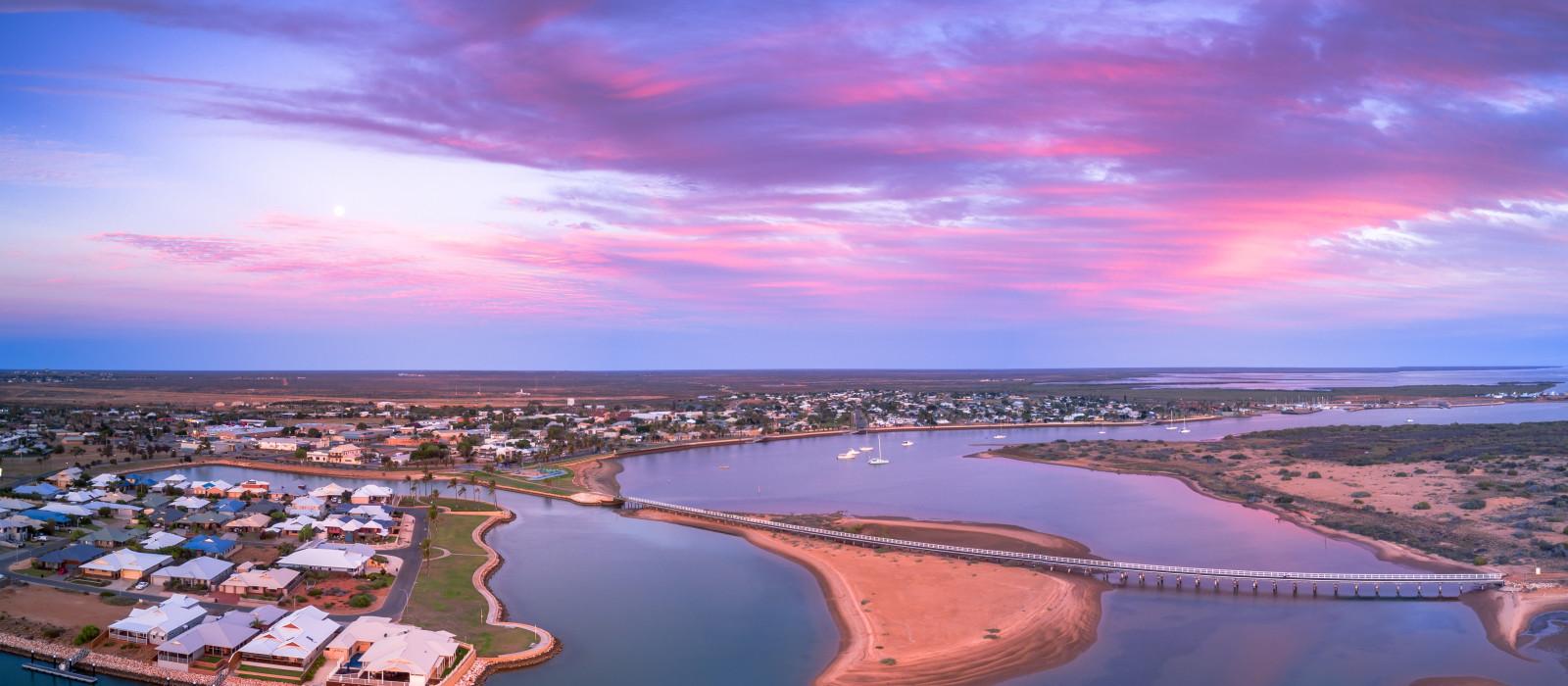 Destination Carnarvon Australia