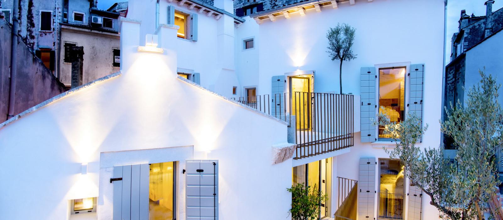 Hotel Spirito Santo Palazzo Storico Kroatien & Slowenien