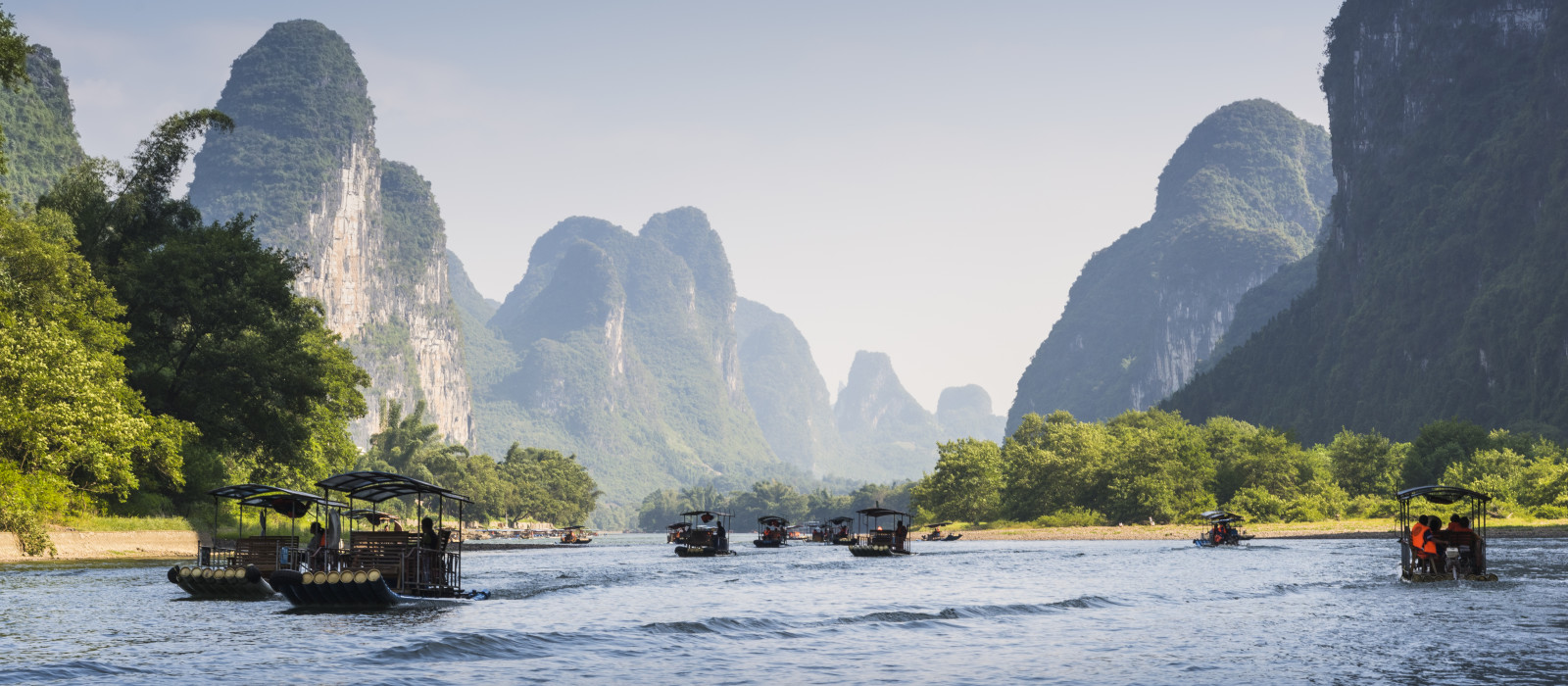 Reiseziel Yangshuo China