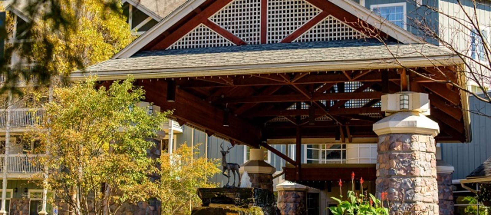 Hotel Deerhurst Resort Canada