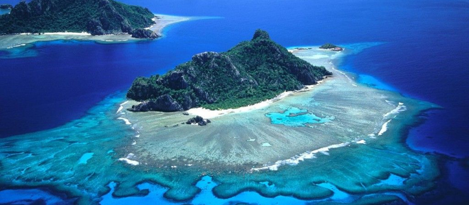 Destination Viti Levu Fiji