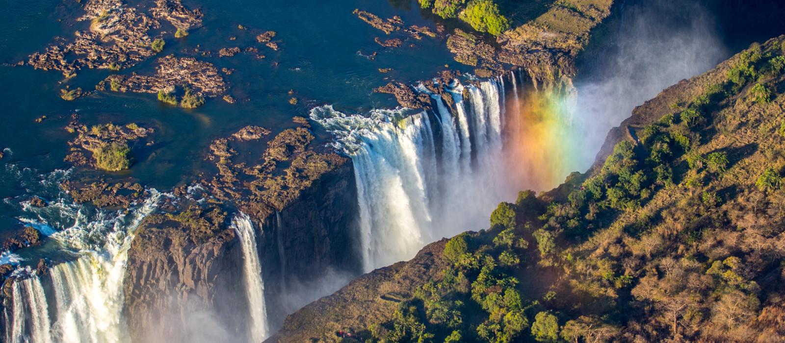 Reiseziel Viktoriafälle (Sambia) Sambia