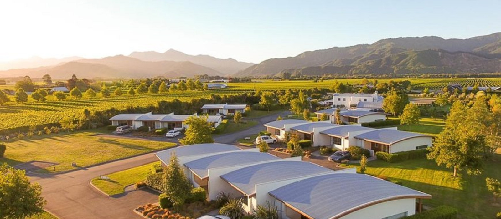 Hotel Marlborough Vintners  New Zealand