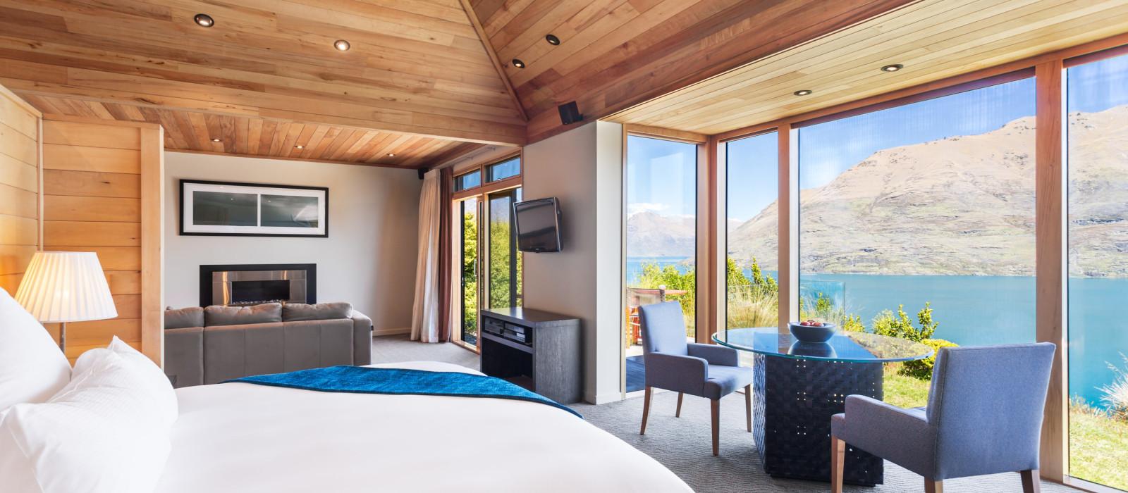 Hotel Mahu Whenua New Zealand