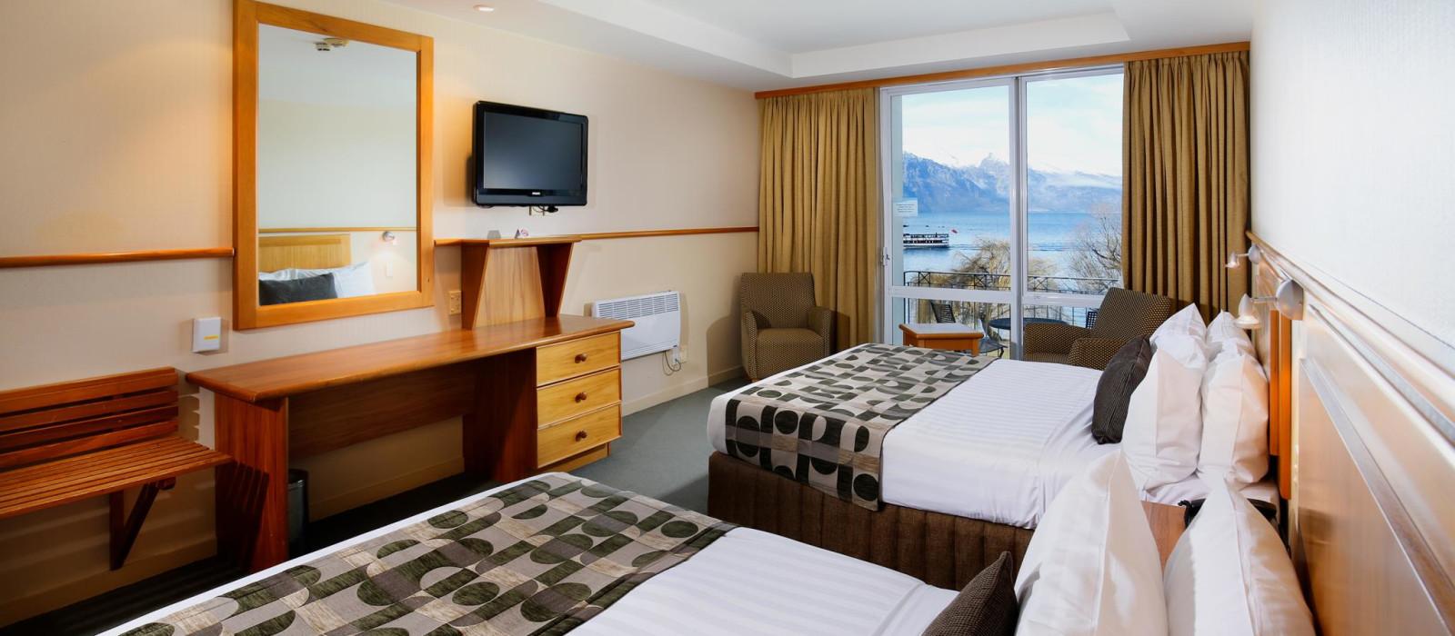 Hotel Rydges Lakeland Resort Neuseeland