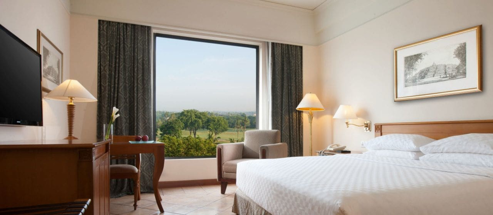 Hotel Hyatt Regency  Yogyakarta Indonesien