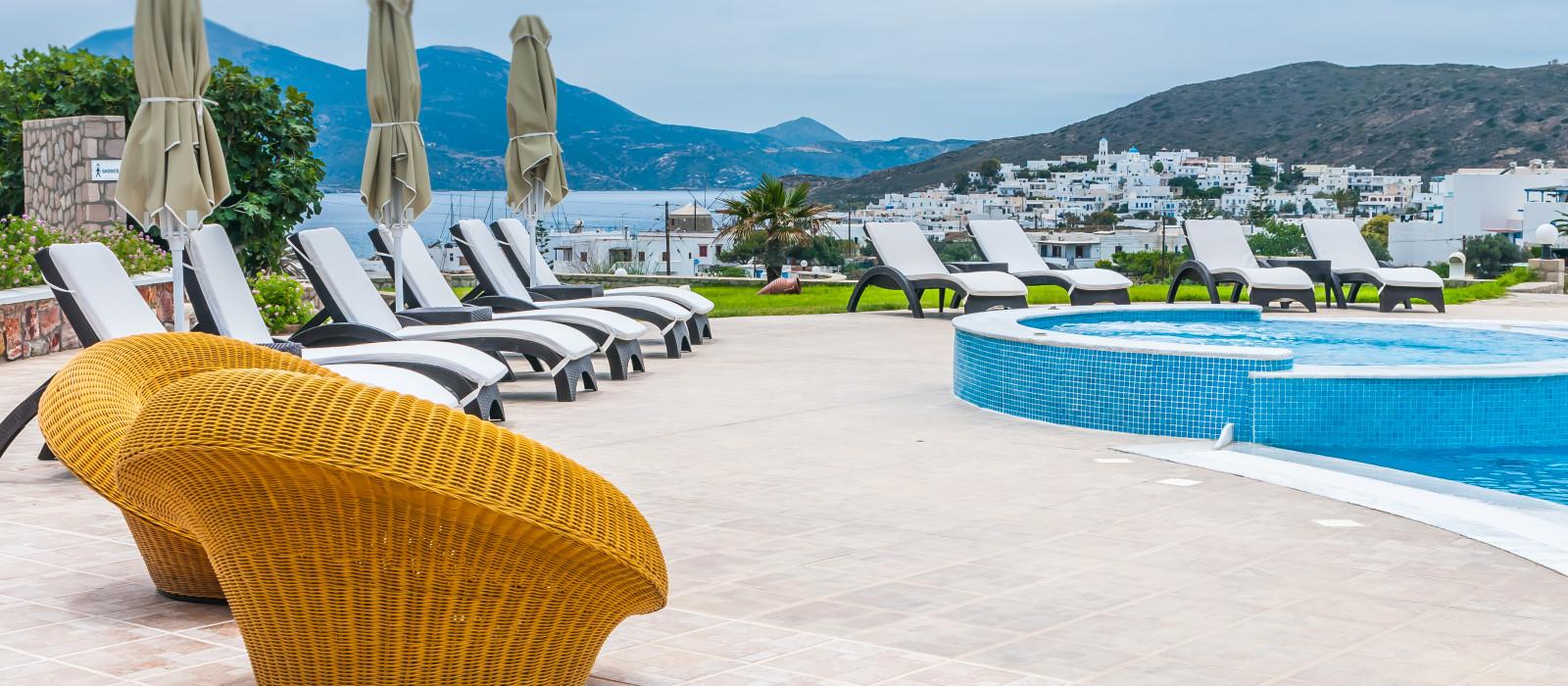 Hotel Santa Maria Village Resort & Spa Griechenland