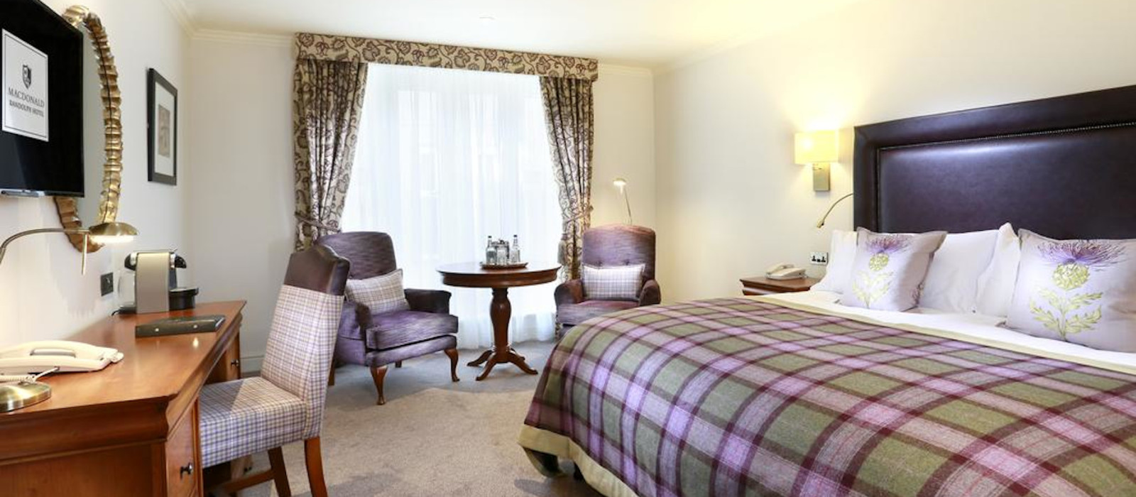 Hotel Macdonald Randolph  UK & Ireland