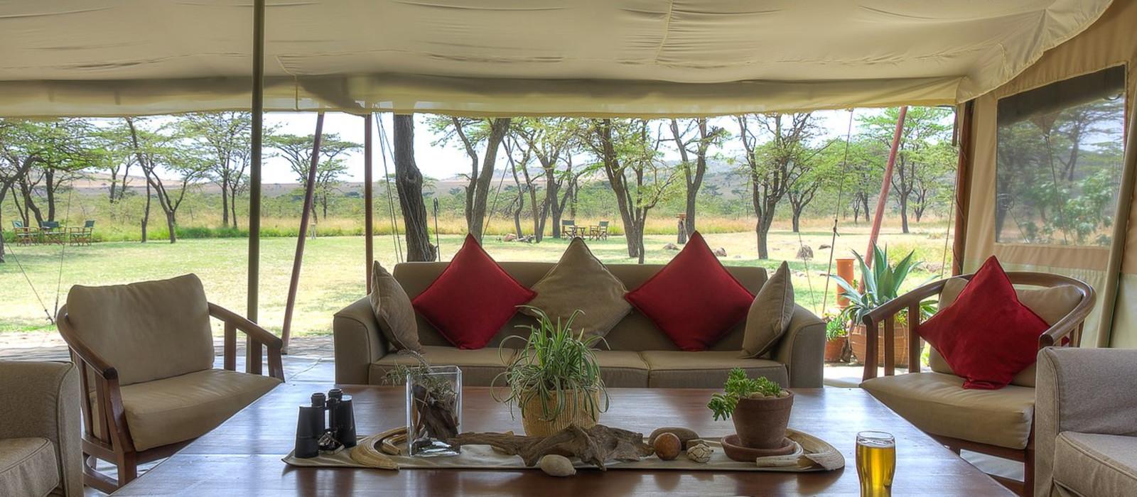 Hotel Kicheche Bush Camp Kenia