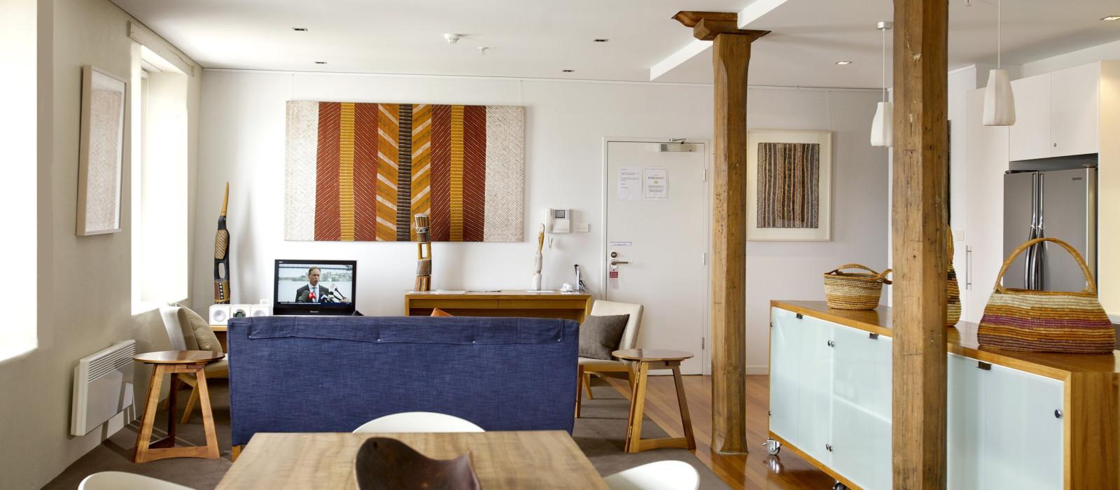 Hotel Sullivans Cove Apartments Australien