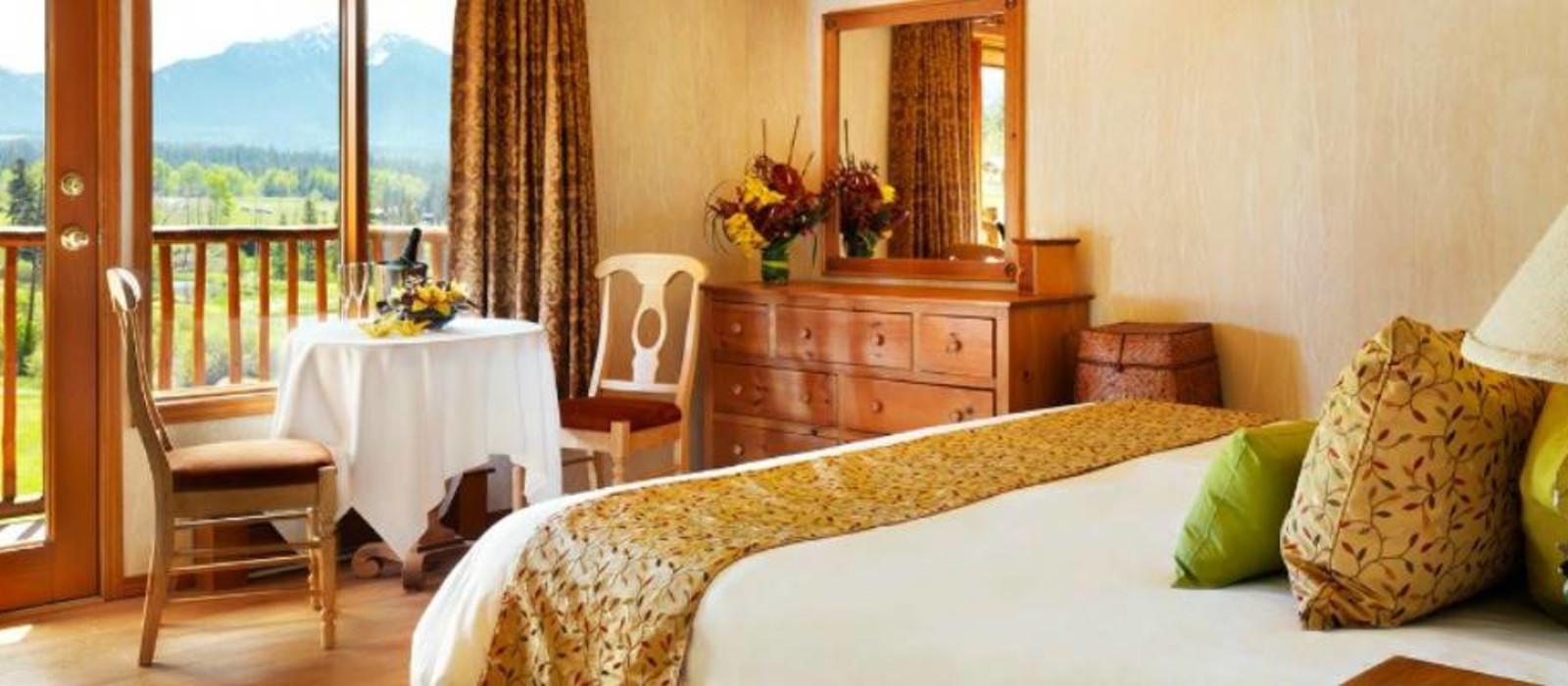 Hotel Echo Valley Ranch & Spa Kanada