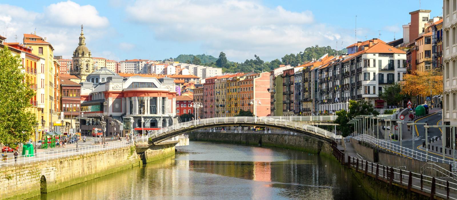 Reiseziel Bilbao Spanien