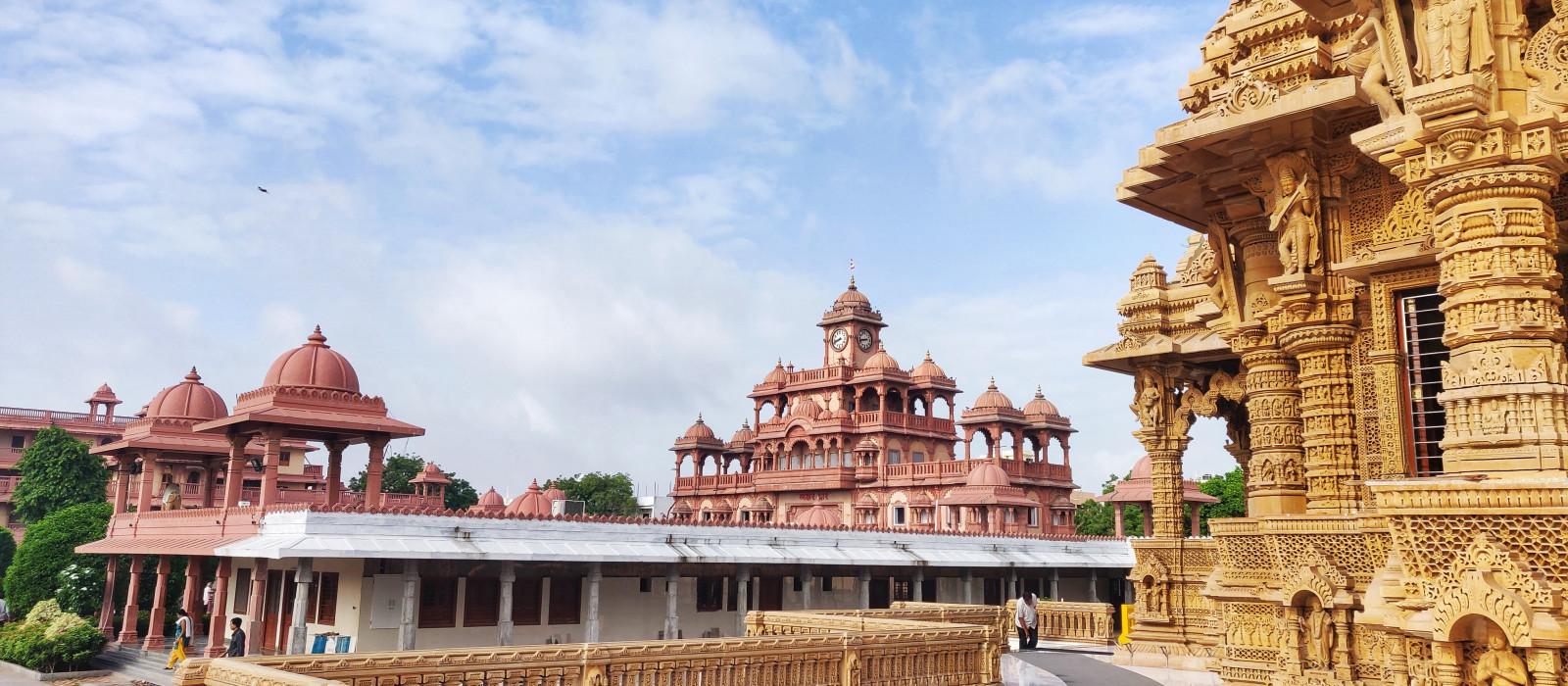 Reiseziel Gondal Zentral- & Westindien